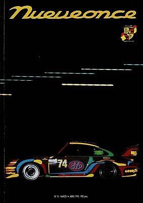 Auto & Motorrad: Teile Bücher Nueveonce 911 10/95 1995 Clubzeitschrift Club Porsche España Magazine Auto Car Offensichtlicher Effekt