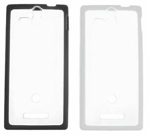 Sony-Hard-Rubber-Clip-On-Case-Cover-for-Sony-Xperia-U-by-Made-for-Xperia-Bl