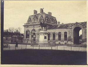 I-Grandi-Camminare-Del-Chateau-Da-Chantilly-Francia-Vintage-Analogica-Ca-1900