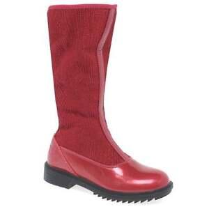 Fermeture Kelly Haut 5 Eu 31 Rouge Nouveau 12 Uk Lelli Vente Genou Boots ZqnPwxUqHT