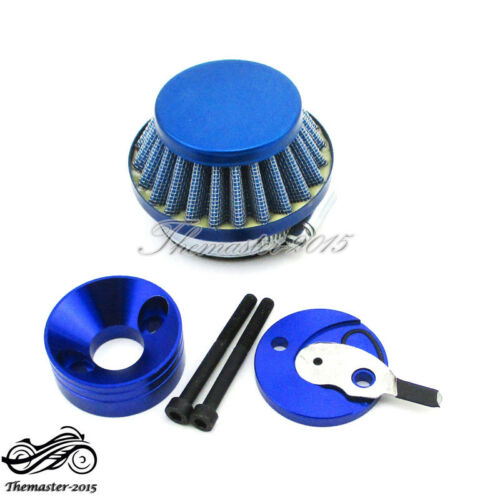 Air Filter /& Stack For Cat Eye Pocket Bike X1 X2 X7 33cc 43cc 49cc Gas Scooter