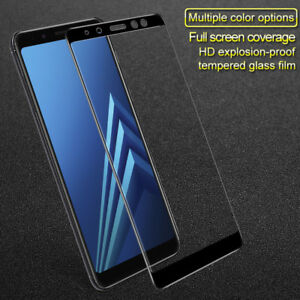 IMAK-For-Samsung-Galaxy-A8-A8-2018-Full-Cover-Tempered-Glass-Screen-Protector