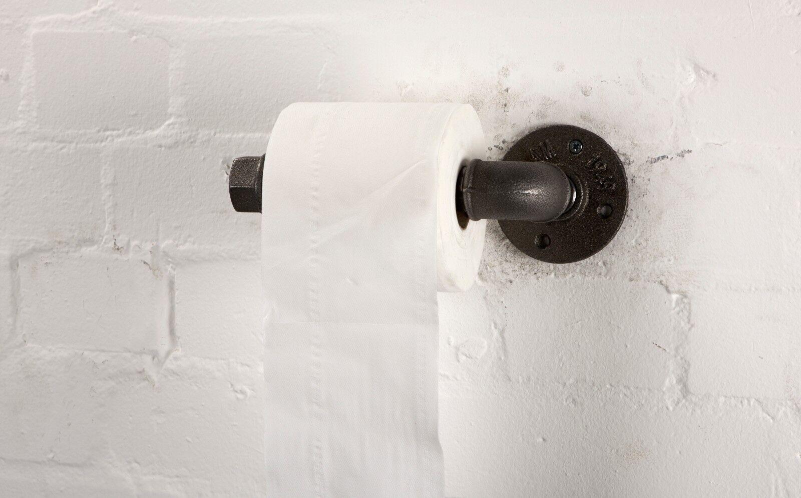 Industrial pipe porte-rouleaux de papier toilette - 3 Designs Designs Designs à Choisir Heavy Duty | Pas Chers  cf6fcf