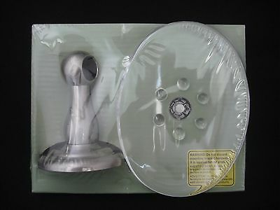 Liberty Franklin Brass Jamestown Soap Dish Satin Nickel Base No 127720