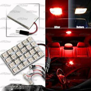 12 SMD 5050 LED white Light Panel T10 BA9S Festoon Dome Interior Bulb Lamp H3Z5