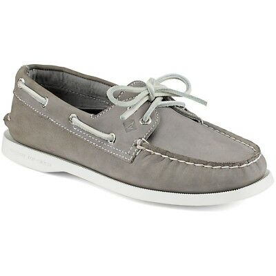 NEW Mens Sperry Top-Sider Grey Full