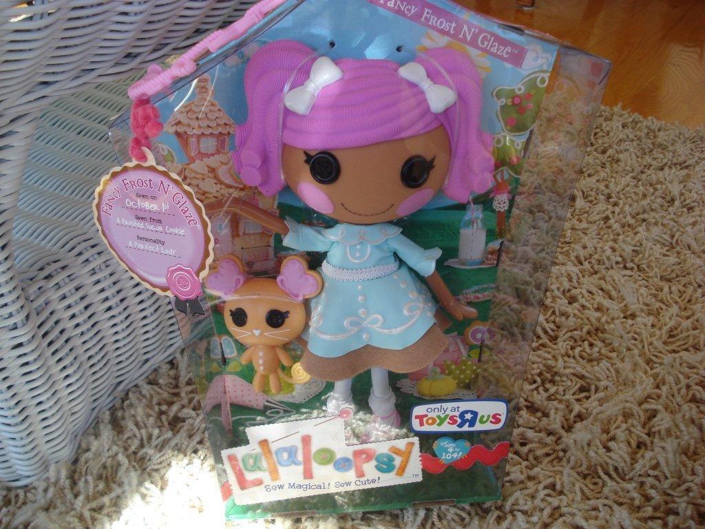 Lalaloopsy FANCY FROST N' GLAZE Full Größe Doll