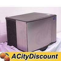 MANITOWOC-SY0454A-COMMERCIAL-450LB-AIR-COOLED-CUBE-ICE-MAKER-MACHINE