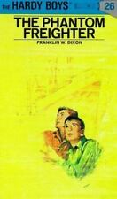 The Hardy Boys: The Phantom Freighter 26 by Franklin W. Dixon (1947, Hardcover, Revised)