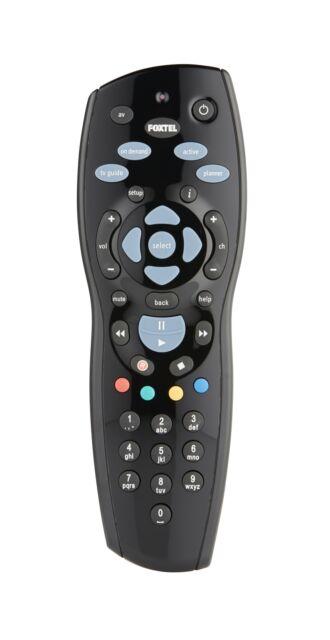 New Foxtel iQ2 Remote compatible with iQ1, iQ2, iQ3, MyStar, MyStar2