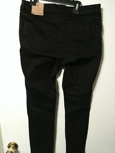 Women-039-s-skinny-jeans-size-29x27-Black-new-with-tag