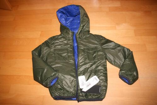 Bomboogie niños inflexión chaqueta 269 dtcdu azul verde nylon Shiny Woodland