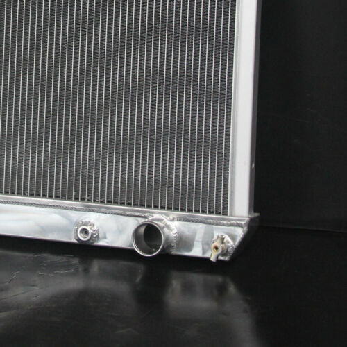 3-Row//CORE Aluminum Radiator For GMC 1000 1500 2500 G1000 Series Suburban 63-66