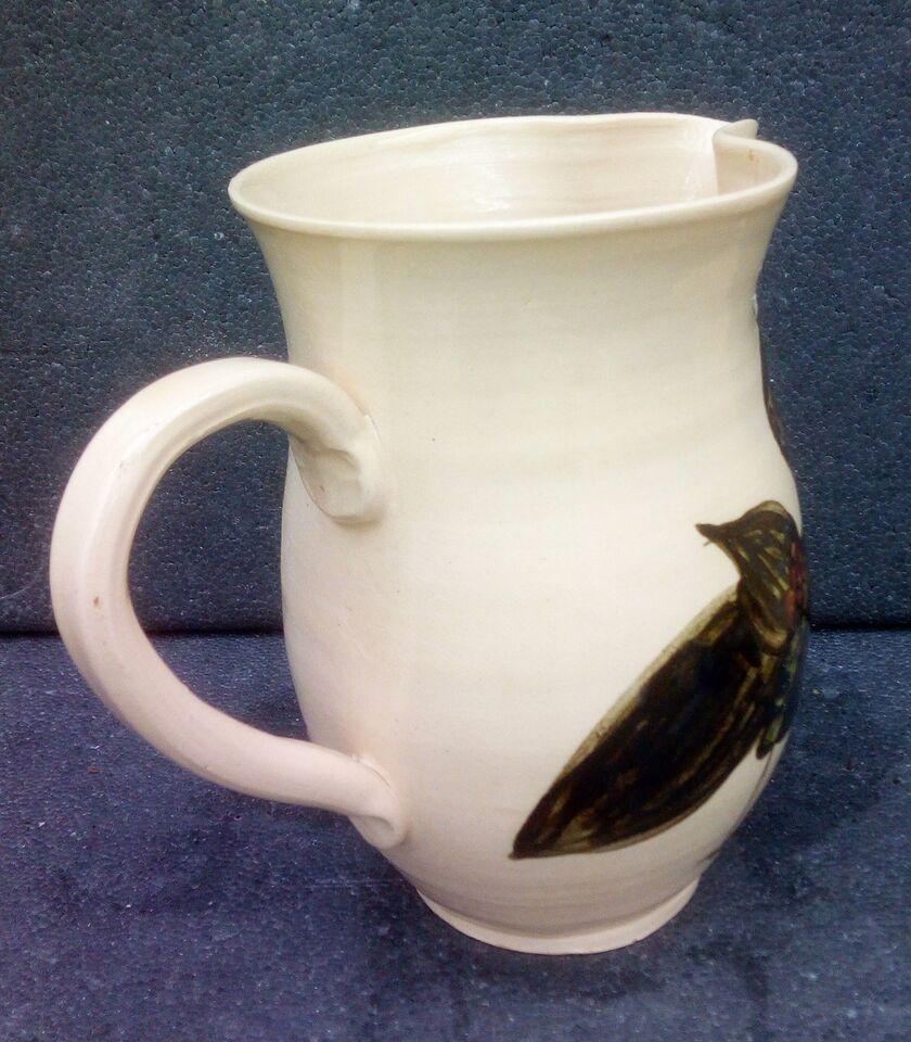 Keramik, Keramiker Mille Aagesen fra Vrads i Bryrup,