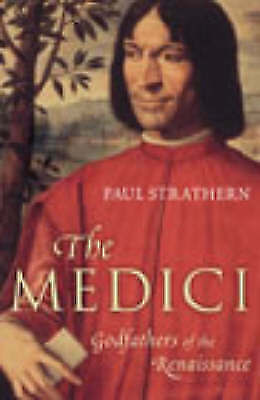 1 of 1 - The Medici: Godfathers of the Renaissance-ExLibrary