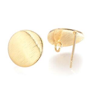 Bead Cup Chain Dangle Earwire Earring Settings Silver Plated Pearl