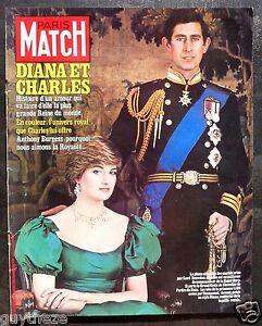 DIANA-et-CHARLES-fiances-1981-Paris-Match-cadeau-envoi-postal-soigne