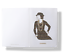 Chanel-Man-Ray-Trust-Greeting-Card-of-Coco-with-real-Tiny-Pearls-Gripoix-Rare thumbnail 2