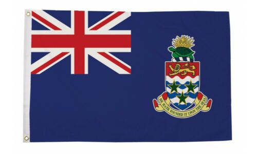 Cayman Islands Flag 5 x 3 FT North /& Central America Country 100/% Polyester