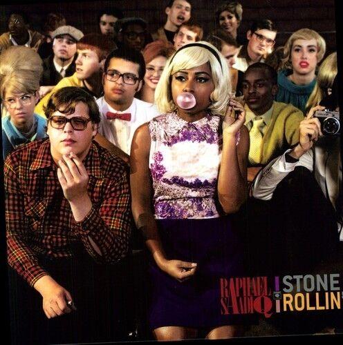Stone Rollin' (Lp) - Raphael Saadiq (2011, Vinyl NEU) 180gm Vinyl2 DISC SET