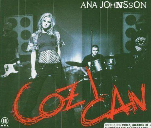 Ana Johnsson Coz I can (2005)  [Maxi-CD]