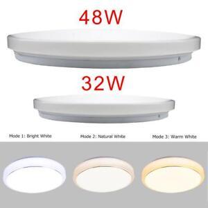 32W-48W-Round-LED-Ceiling-Panel-Down-Lights-Bulb-Slim-Lamp-Fixture-Home-Light-GA