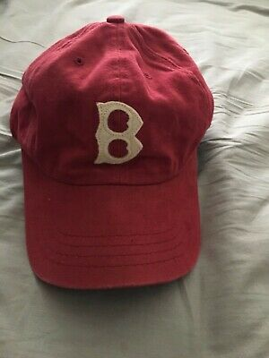 Baseball Cap Boston Braves Cooperstown Collection NüTzlich FüR äTherisches Medulla Weitere Ballsportarten