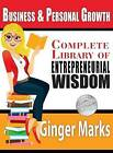 Complete Library of Entrepreneurial Wisdom by Ginger Marks (Hardback, 2013)