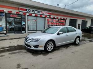 2012 Ford Fusion SEL 4dr Sdn SEL FWD