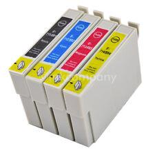 4 XL Druckerpatronen Tintenpatronen für Epson B40W BX300F BX310F BX600FW BX610F
