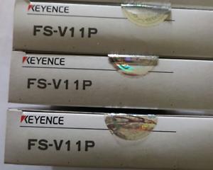 1PC Keyence Optical Fiber Amplifier FS-V11P FSV11P New In Box