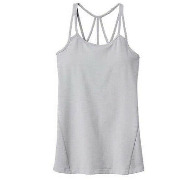 "new ATHLETA ""Empowerment 2 Tank"" Gray size XL (Orig. $ 59) 3"