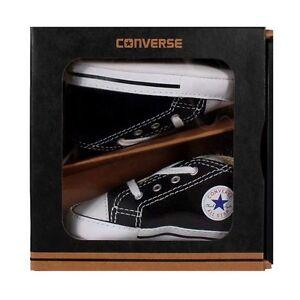 Classique Chaussures Étoile Né Noir Converse Crèche Nouveau Premier pdwqTwx7