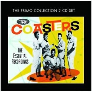 The-Coasters-The-Essential-Recordings-CD