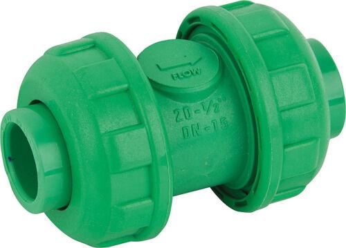 Aqua-Plus PPR Rückschlagventil d = 32mm