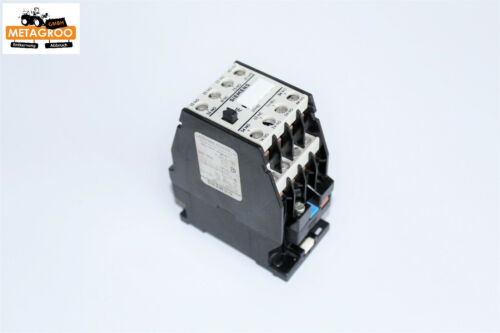 TELERUTTORE Siemens 3th 3th82 71e 3th8271-0a 7no 1nc 220v//50hz 264v//60hz NUOVO *