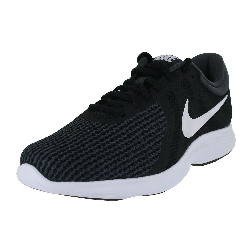 NIKE WMNS REVOLUTION 4 (WIDE) AH8799 BLACK Weiß AH8799 (WIDE) 001 Damenschuhe US SIZES 7e479c