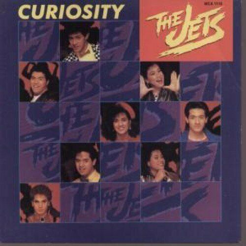 "Jets Curiosity (1985)  [7"" Single]"