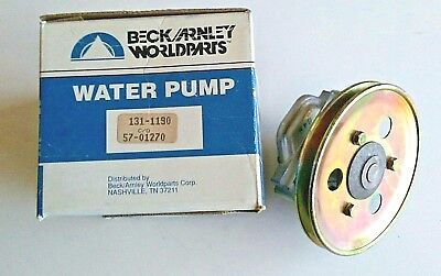 Engine Water Pump Beck//Arnley 131-1190 fits 75-79 Honda Civic 1.2L-L4