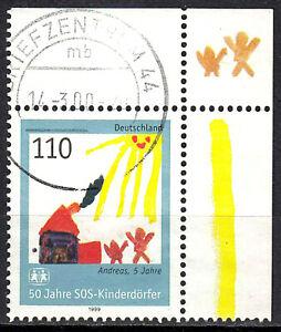 2062-Vollstempel-gestempelt-Ecke-Eckrand-Briefzentrum-44-BRD-Bund-Deutschland