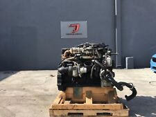 2007 ISB 340 Cummins 6 7l Engine Complete 46806809 CPL 1388