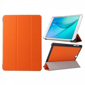 Smart-Cover-Orange-for-Samsung-Galaxy-Tab-A-9-7-T550-T555N-Case-Case-Cover-New