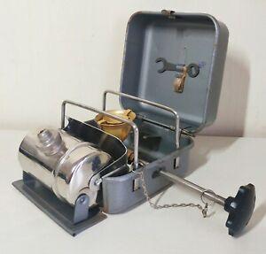 Russian Soviet Red Army portable gasoline stove camping Primus clone Optimus-8R
