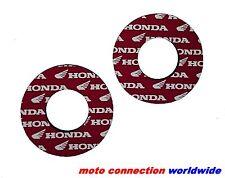 PSYCHIC HANDLEBAR GRIP DONUTS RED  -  MOTOCROSS HONDA CR125 CR250 2001