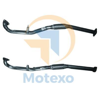1//00-6//02 Tubo de escape delantero de enlace BM50097 Opel Vectra 1.8i 16 V Z18XEL ENG