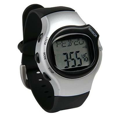 Sports Fitness Counter Pulse Heart Rate Monitor Watch