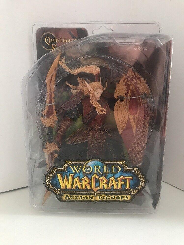 World of warcraft quin'thalan sunfire Blautelfen paladin series 3 action - figur