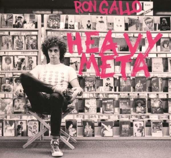 Ron Gallo - Heavy Meta Nuevo CD