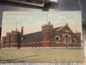 Postcard-The-Armouries-Toronto-Ontario-LC-070