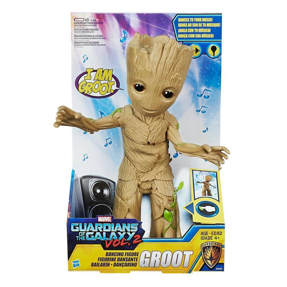 NEW Marvel Guardians of the Galaxy Action Figure Figure Figure Dancing Groot Vol 2 your music 030e80